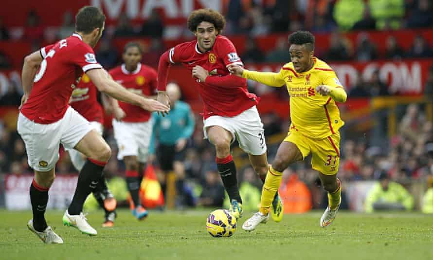 Manchester United v Liverpool, Barclays Premier League, Old Trafford, Britain - 14 Dec 2014