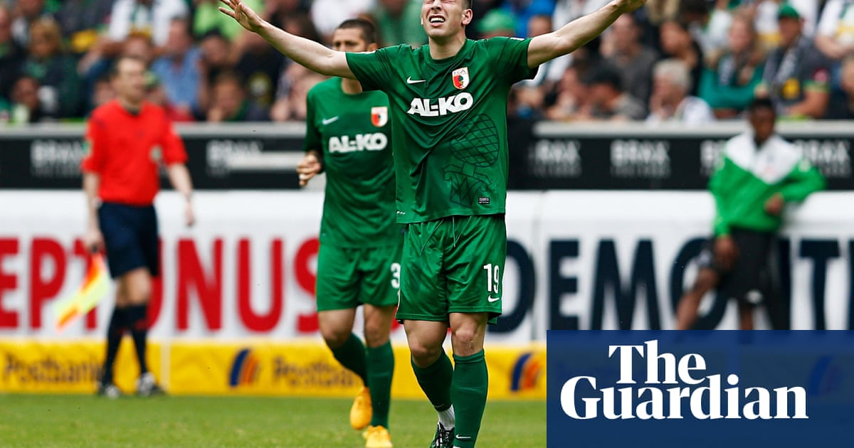 c938d54c7 Augsburg's qualification for the Europa League – a very German fairytale