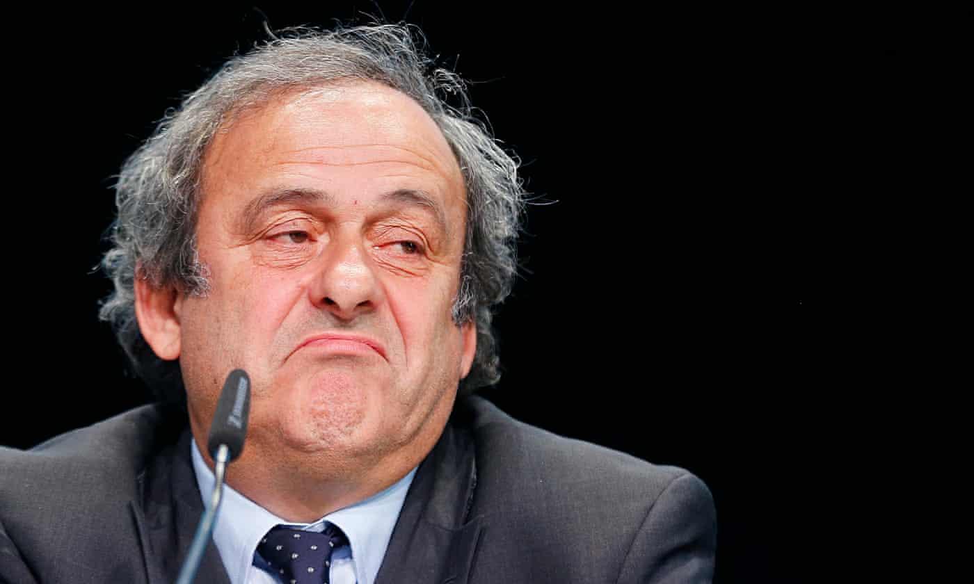 Michel Platini: Uefa could boycott World Cup if Sepp Blatter stays Fifa president