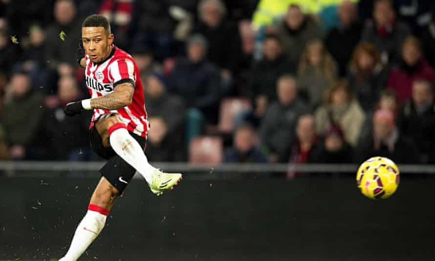 Memphis Depay is joining Manchester United from PSV Eindhoven