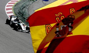 Nico Rosberg's pole at the Spanish Grand Prix is his first of the season