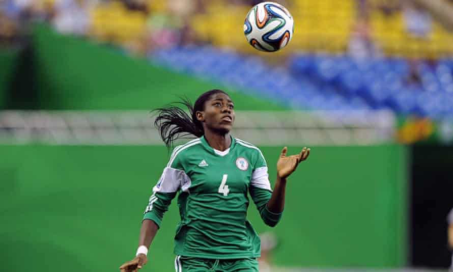 Asisat Oshoala has shone for Liverpool in the Women's Super League