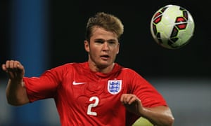 Eric Dier has been left out of the final England Under-21 squad