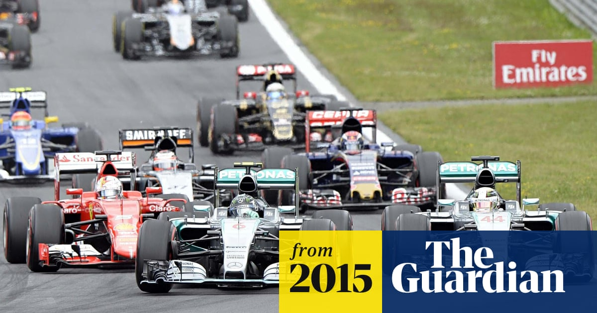Nico Rosberg seizes Austrian F1 GP from Lewis Hamilton at first