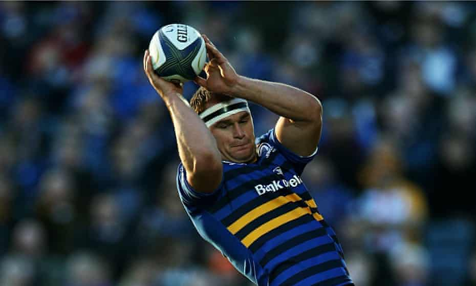 Leinster's Rhys Ruddock had been playing for Emerging Ireland to gain match fitness.