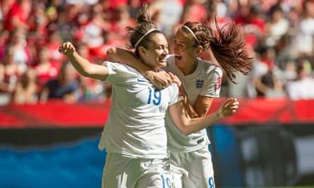 FIFA Women's World Cup 2015-England vs. Canada