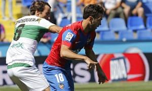 UD Levante vs Elche