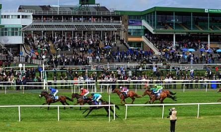 Horse Racing - Newcastle Racecourse
