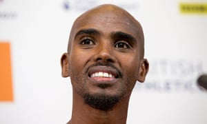 Mo Farah will compete in the 3,000m at the Sainsbury's Anniversary Games on Friday