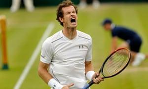 Wimbledon day nine