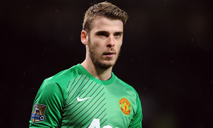 new concept c3ffa aed52 Real Madrid accuse Manchester United of holding up David de ...