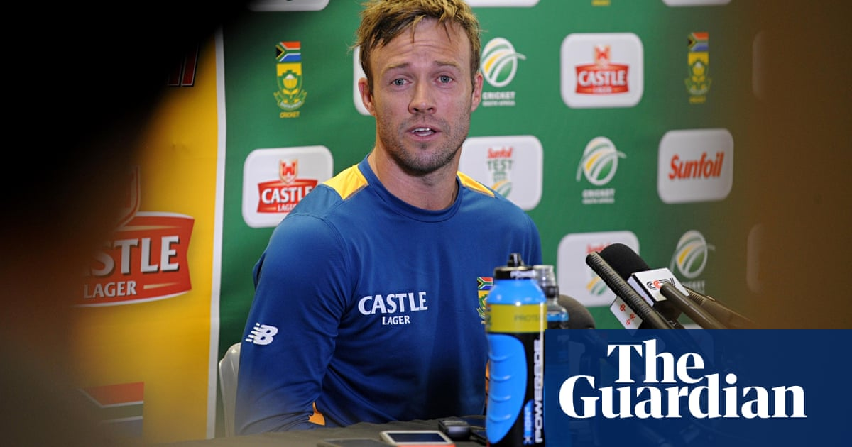 AB De Villiers Refuses To Commit South Africa Test Captaincy