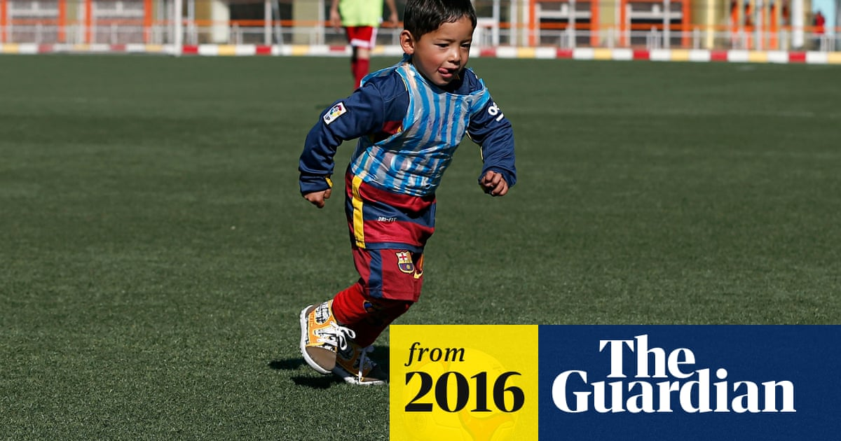 533c98c12 Lionel Messi set to meet young Afghan fan Murtaza Ahmadi