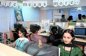 Call centre in Bangalore
