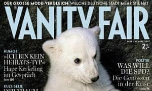 German edition of Vanity Fair