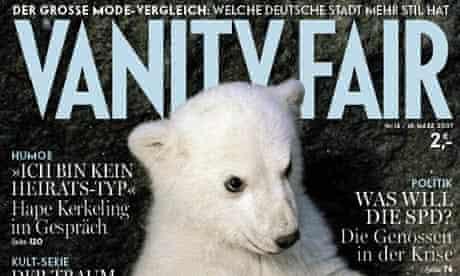 German edition of Vanity Fair