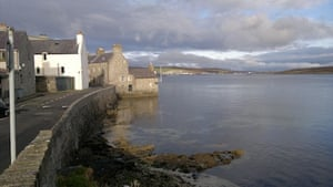 Lerwick harbour, taken with Nokia N8