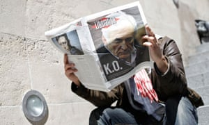 French media and Strauss-Kahn