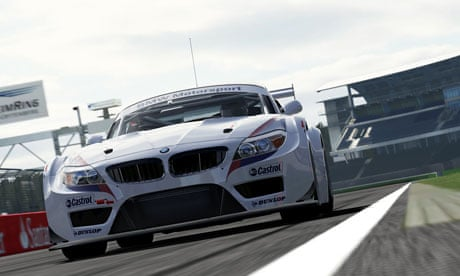 Forza 4 interview: 'We throw away all the manufacturer data