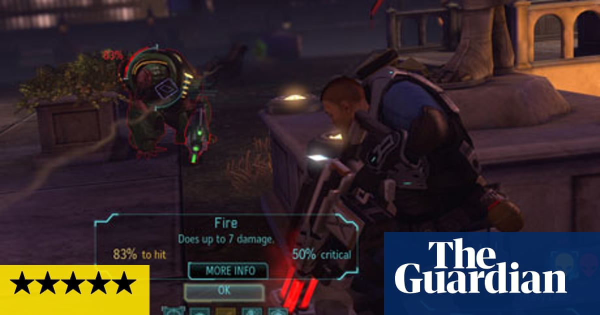 XCOM: Enemy Unknown – review   Games   The Guardian