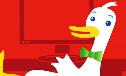 DuckDuckGo privacy protector