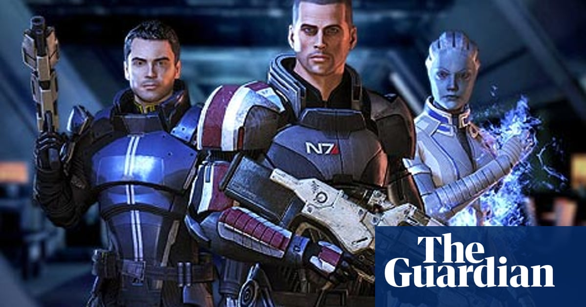 Mass Effect 3 and the problem of closure   Technology   The Guardian