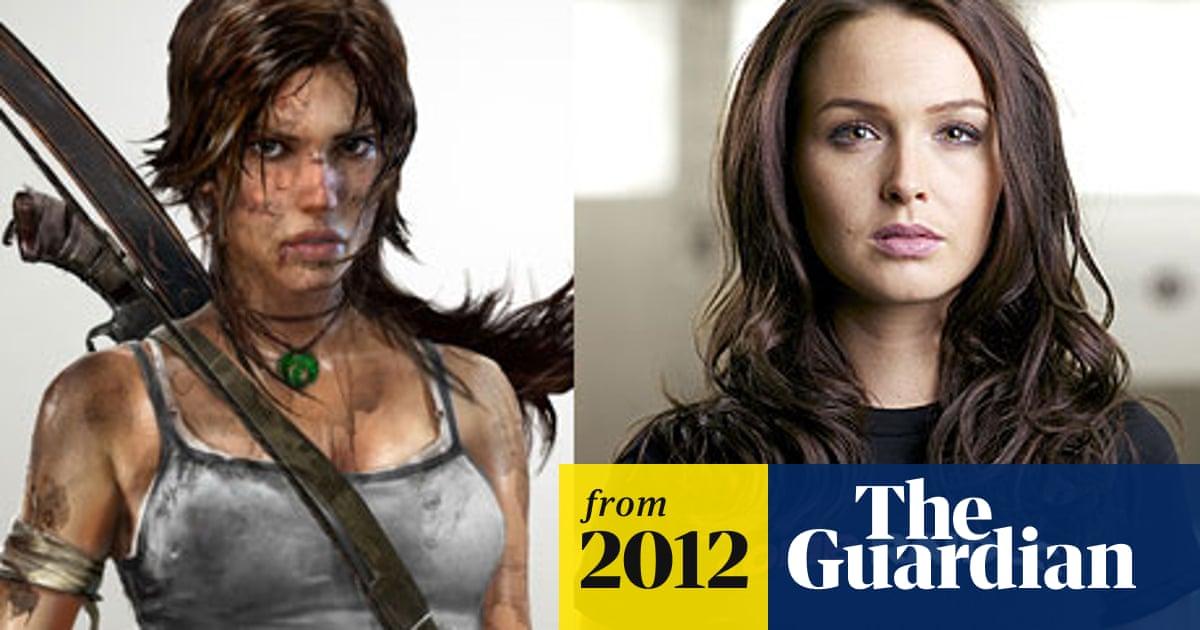 Camilla Luddington Is New Lara Croft Games The Guardian