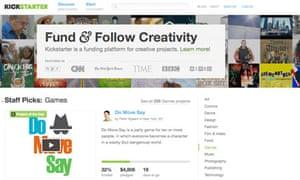 Crowdfunding phenomenon Kickstarter to open in the UK