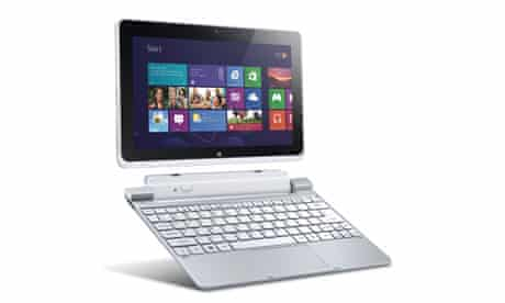 Acer Iconia W510 laptop tablet
