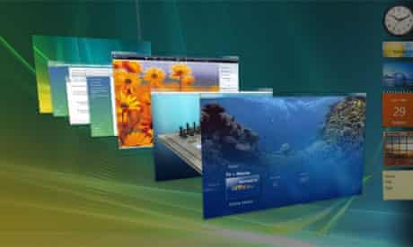 Microsoft's Windows Vista