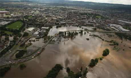 Flooded Gloucester