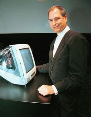 Steve Jobs - the Star Trek years