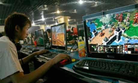 Chinese internet user