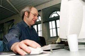 Jakob Nielsen, web design guru