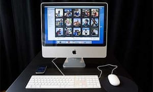New iMac, August 2007
