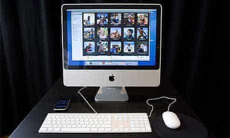 New iMac, August 2007