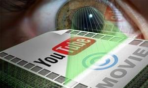 YouTube video fingerprinting