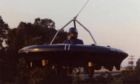 Moller M200X flying car