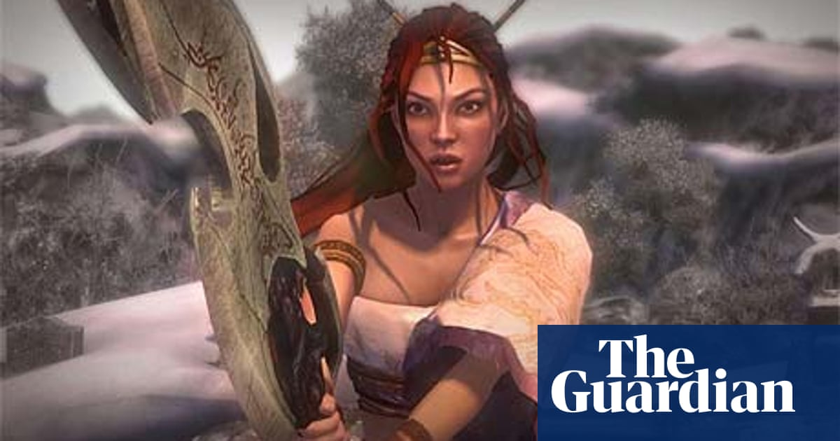 Heavenly Sword Technology The Guardian