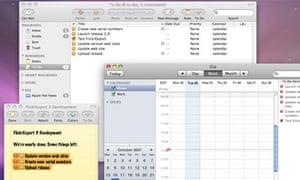 Mac OS X Leopard - To-Do