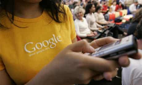 Google, mobile phone