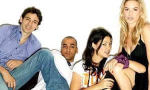 Cast of bebo show Kate Modern