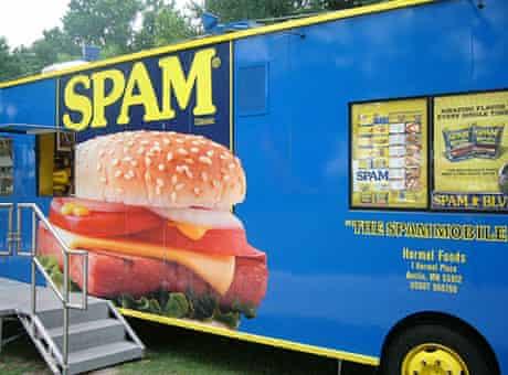 spam van