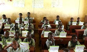 One Laptop Per Child project, Nigeria