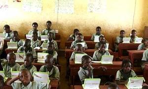 One Laptop Per Child project, Nigeria