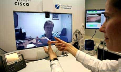 """Cisco """"health presence"""" trial in Scotland"""