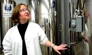 Cryonics ... Alcor chief operating officer Tanya Jones