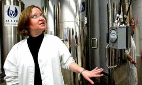 Cryonics ... Alcor chief operating officer Tanya Jones