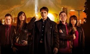 Torchwood BBC sci-fi series