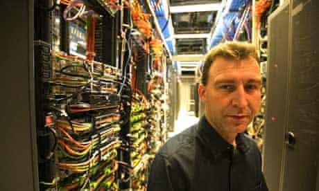 Tony Cox of Sanger Institute